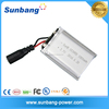 AA rechargeable battery polymer li-ion battery 3.7v 3500mah