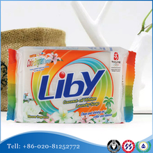 Best Liby Coconut-oil Whitening Laundry Soap for clothes washing