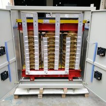Electric transformer 500 kva for test
