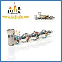 JL-337 Yiwu jiju Smoking Pipes custom tobacco pipes,tobacco pipe toy,new inventions smoking pipes
