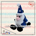 soft christmas candy bag,santa claus toys