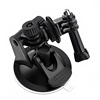 GP51 Suction Cup Mount and Tripod mountandHandle Screw for out door video recorder