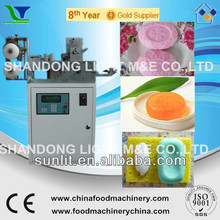 Auto Best Food Grade Antifungal Transparent Soap Cutting Machine