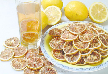 China high quality health dried fruit tea Dried lemon slice