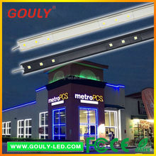 Store front exterior LED lights, interior light, indoor and outdoor led light