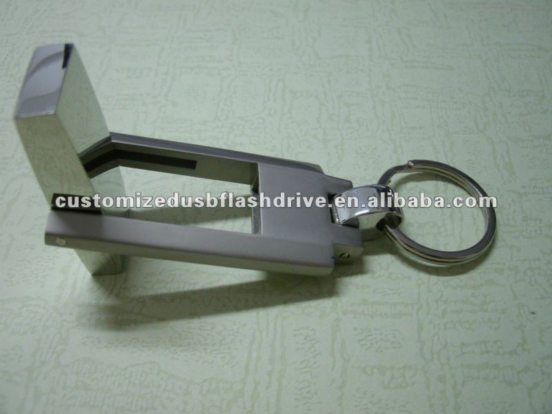 Bulk items Bright metal silver usb stick/ubs key