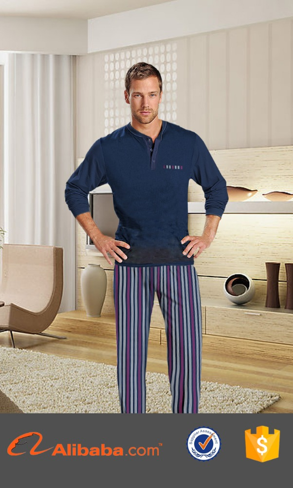 Modern most comfortable trendy man sleepwear