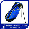 2015 Custom New arrival Nylon material golf bags manufacturer