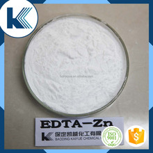 High quality microelements edta zinc 15 zinc chelated fertilizer edta zn cas 14025-21-9