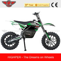 500W Kids Mini Dirt Bikes For Sale Cheap
