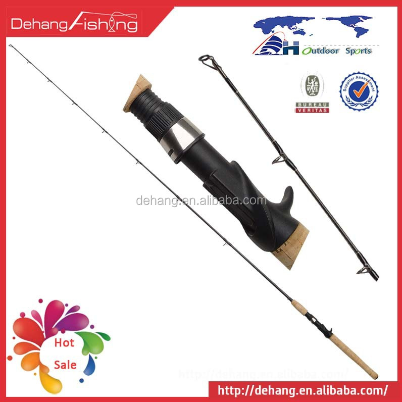 MDH 300 1.95m Rod High Stregth Carbon Rod With Grip Of Cork Fishing