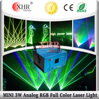 China Cheap 3W Multicolor Laser, Used Stage Lighting,DJ Equipment For Sale