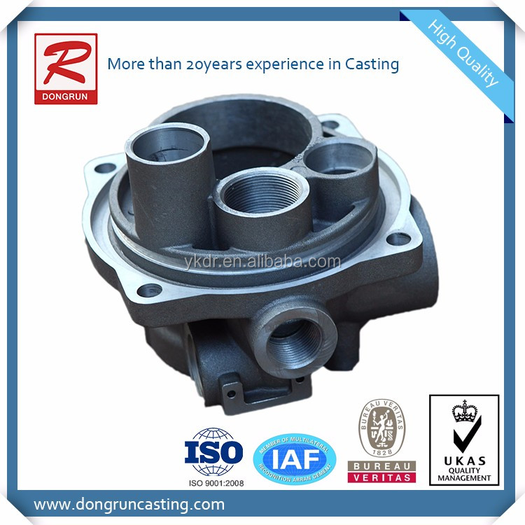 OEM factory of Aluminium sand casting Auto Parts from China