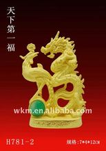 golden dragon 24K advanced metal craft