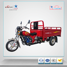 cargo boxing 800cc 3 wheel motor tricycle / popular in south American countries