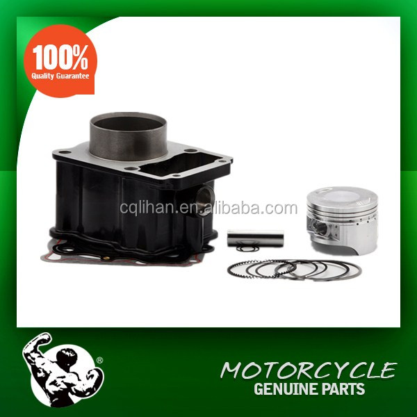 China Supply Original Lifan Motorcycle/Tricycle Engine Water Cooled 200cc Cylinder Kit/Cylinder Block Set