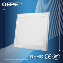 Home decor lighting use ultra-thin led recessed ceiling panel light 600x600