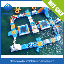 inflatable water floating playground inflatable water playground