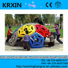11 pcs half circle kids outdoor climbing playground items