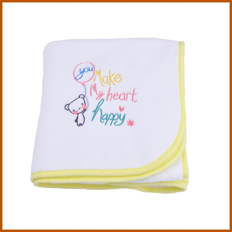 Factory China Life Comfort Cute Baby Blankets
