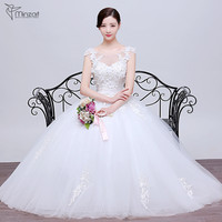 Minzart WD-DB0428 New design China Custom Made Bridal Wedding Dress Online with Trains