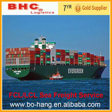 Electric Car LCL sea freight From Shenzhen/Guangzhou/Shanghai to HAMBURG---Skype:bhc-shipping003