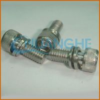 hardware fastener nuts and bolts figurines