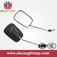 ZF001-62 FLYQUICK Professional Supply Motorcycle Side Rear View Mirror,Looking Glass Of Motorcycles for HONDA C90