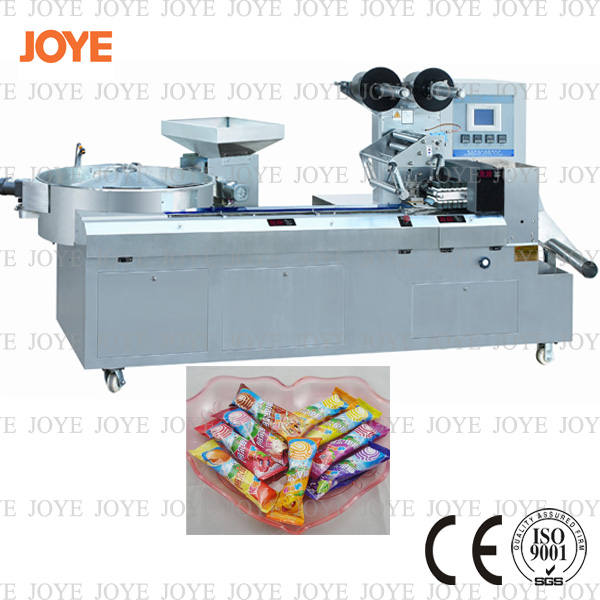 Ball Shaped Lollipop Packing Machine/Wrapping Machine JY-1200