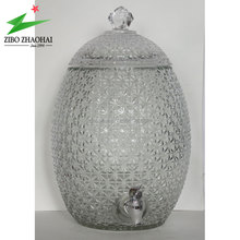 glass water dispenser with tap for drinking wholesale ZHAOHAI