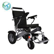 medical foldable electric power wheelchair with brushless motor