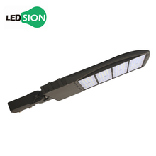 Promotional Price Certificate UL 300W shoebox street light manufacturers led vs hid parking lot lighting