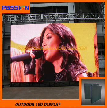 PH20 High Quality Full Color Outdoor LED Screen
