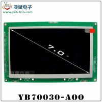 Highlighting 800 * 480 resolution, the LCD module,7 inch hd TFT color screen