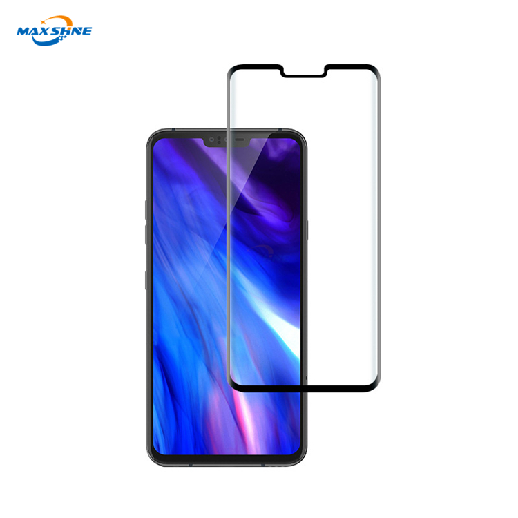 Maxshine Wholesale Mobile Accessoriestempered Glass Screen Protector Sheet For Lg V40