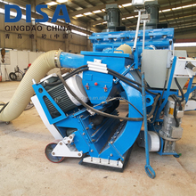 Disa Movable Concrete Floor/Road Surface Shot Blasting Machine