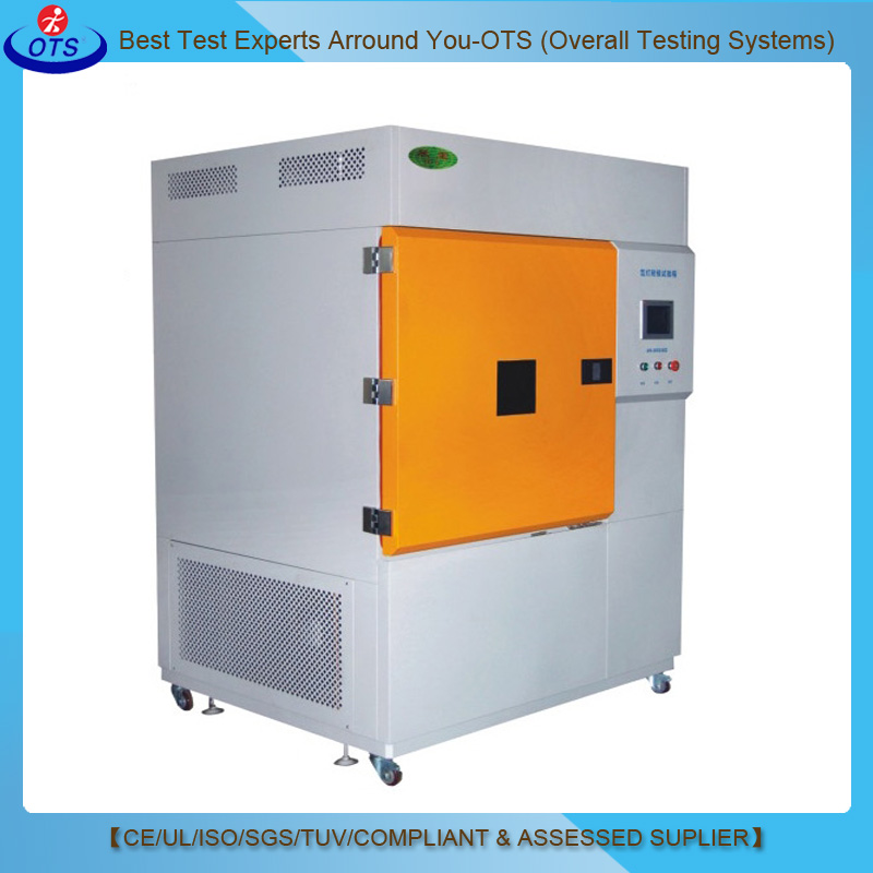 Quartz Electronic Environment Testing Equipment Xenon Arc Accelerated Aging Chamber For Sunlight Resistant Test