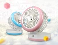 Mini Handheld humidifier Fan With Water Spray Water Mist Fan