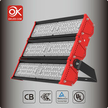 outdoor high lumen led flood light 90w 120w 150w 180w with LM79/TM21 test report