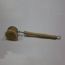 Hot Sale High Quality Kitchen Cleaning Washing Wood Dish Brush