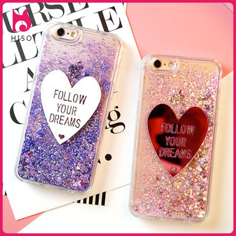 Ice Cream Glitter Phone Case Hard Phone Cover In stock