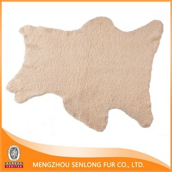 Genuine Lamb Fur Skin Wholesale Sheepskin For Coat Liner