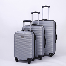 Wholesale quality 20 24 28inch ABS 3pcs trolley luggage set