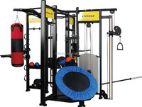 2016 HOT SALING exercise machine 360 Crossfit Rig(4 doors) for sale