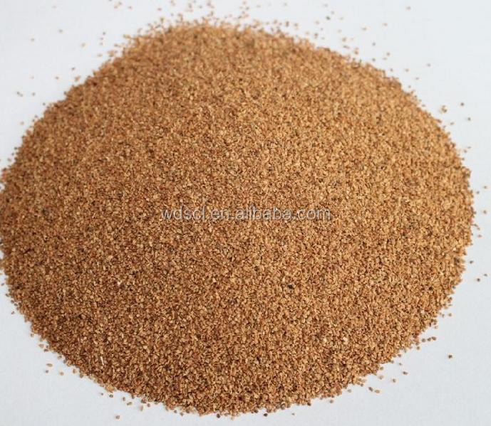 Walnut Shell Abrasive Powder As Water Treatment Filter ...