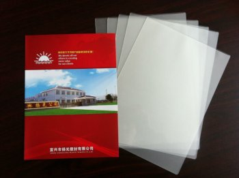 Glossy and Matte BOPP Thermal Laminating Film, 15micron to 30micron