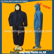 Non woven coverall manufacturer