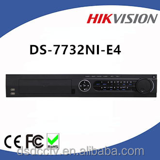 Hikvision Embedded Plug & Play NVR DS-7732NI-E4
