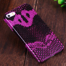High end phone case for Iphone 5 5S made in China with Low MOQ