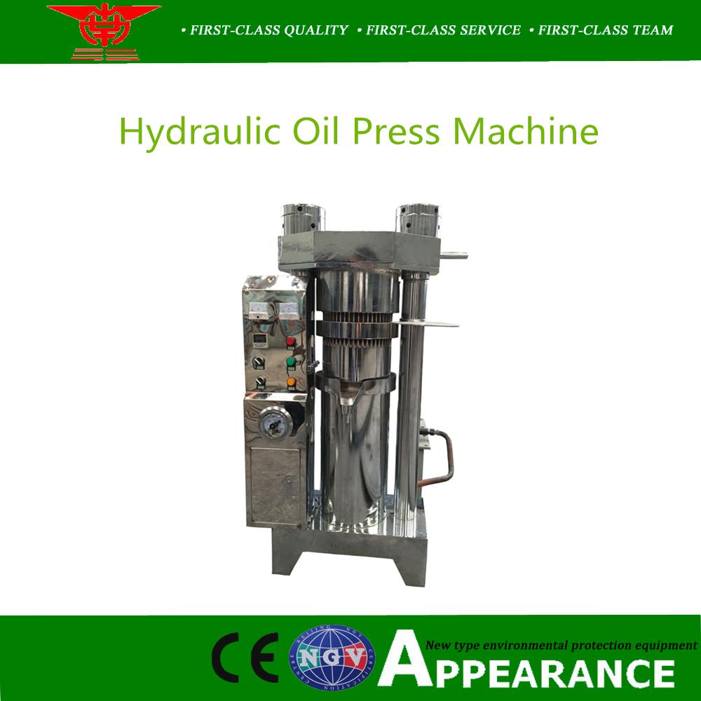 sunflower press machine